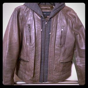 Marc Andrew New York Leather jacket (women's XL)